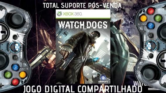 Watch Dogs Xbox 360 - Midia Digital#4