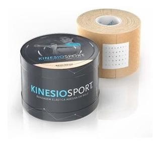 Bandagem Elástica Adesiva Rolo 5cm X 5m Kinesiosport