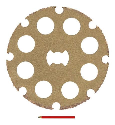 Disco Corte Madera Ez544 Dremel Para Minitorno + Regalo