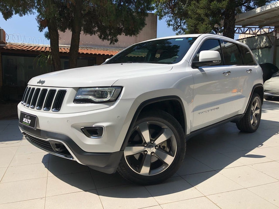 Jeep Grand Cherokee 3.6 Limited 4x4 V6 24v Gas 2013/2014