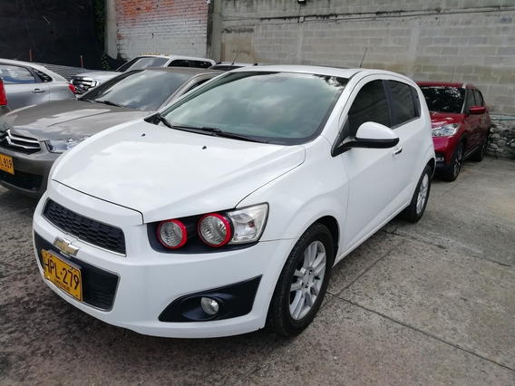 Chevrolet Sonic Hach Back