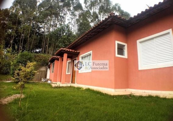 Casa Com 3 Dormitórios À Venda, 220 M² - Recanto Suíço - Vargem Grande Paulista/sp - Ca0042
