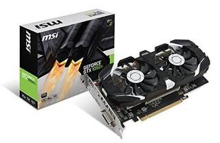 Tarjeta De Video Msi Computer V809-2277r (gtx 1050 Ti 4gt Oc