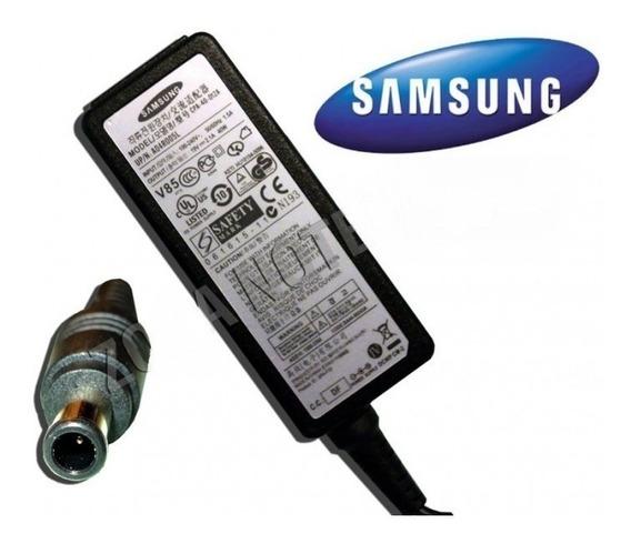 Cargador Laptop Samsung 19v Punta Negra ($10)laschimeneas