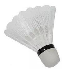 Gallito Gallo Badminton Plástico 10 Unidades Badminton 01783