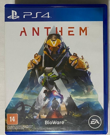 Jogo Playstation Anthem Ps4