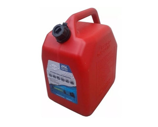 Bidón De Combustible 25 Litros /pico Vertedor/aprobacion Pna
