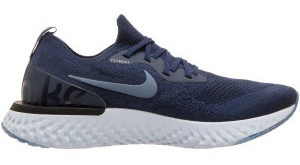 Zapatillas Running Nike Epic React Flyknit Collage Navy Us8