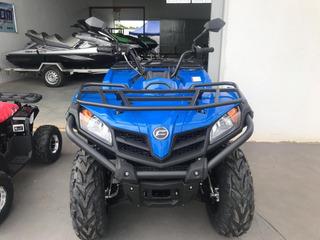 Quadriciculo Cforce 450s 2019