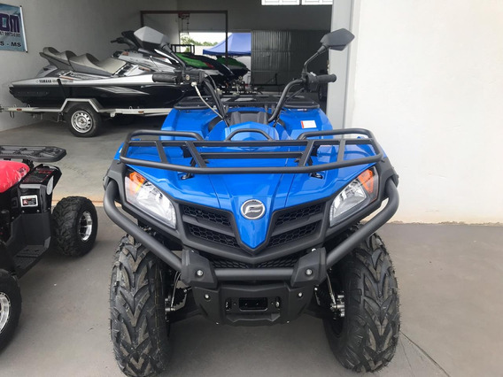 Quadriciculo Cforce 450s 2019