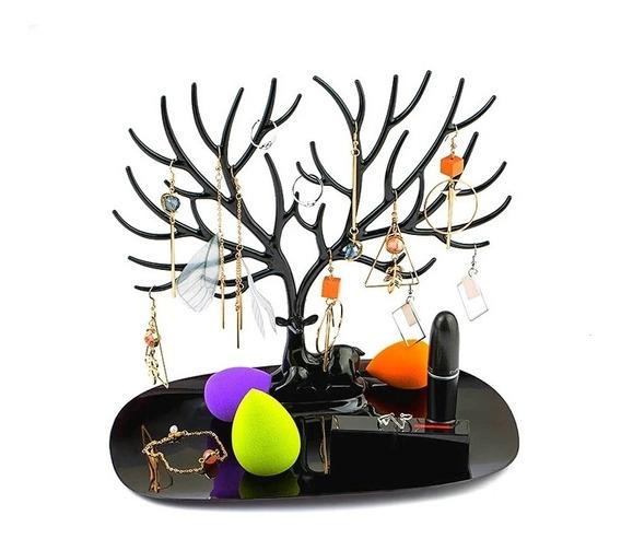 Árvore Bijuteria Organizador Porta Joia