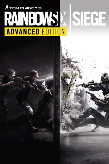 Tom Clancys Rainbow Six Siege - Pc Mídia Digital