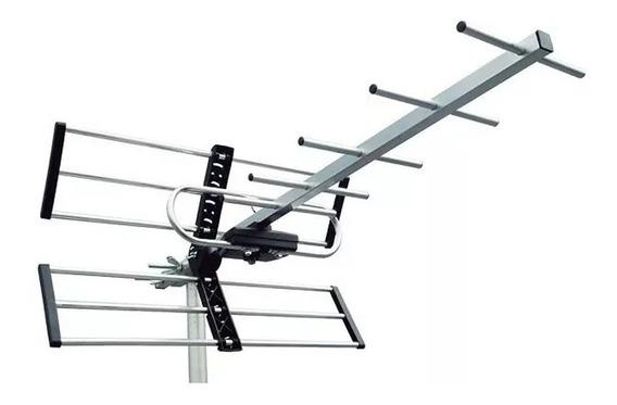 Antena Aérea De Alta Definicion Hd Tv Incluye Cable 10 Mts