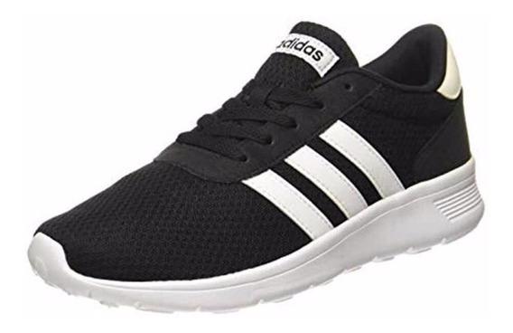 Tenis adidas Lite Racer Color Negro No. 6.0 Mx Nuevo