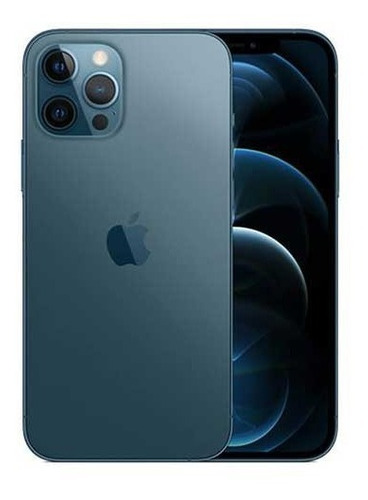 Imagen 1 de 1 de Apple iPhone 12 Pro Max 256gb Unlocked, 12m Gtia- Promo 2021