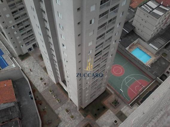 Apartamento Com 2 Dormitórios Para Alugar, 55 M² Por R$ 1.000/mês - Jardim Rosa De Franca - Guarulhos/sp - Ap14161