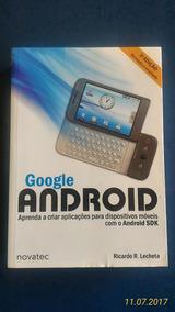 Livro Google Android - Ricardo R. Lecheta - 3ª Edição