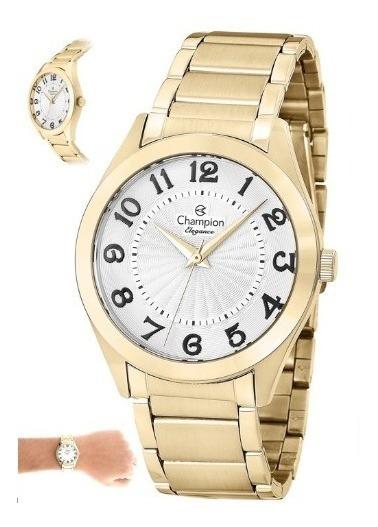 Relógio Champion Elegance Cn25029h = 21