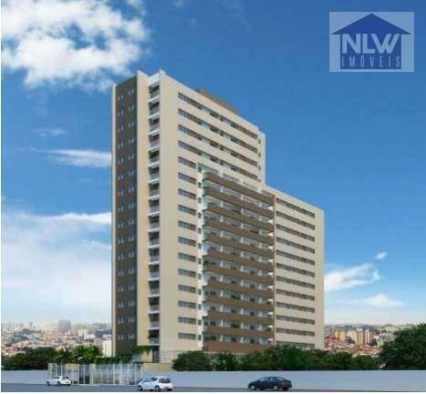 Apartamento Com 1 Dormitório À Venda, 29 M² Por R$ 185.000 - Mooca - São Paulo/sp - Ap1151