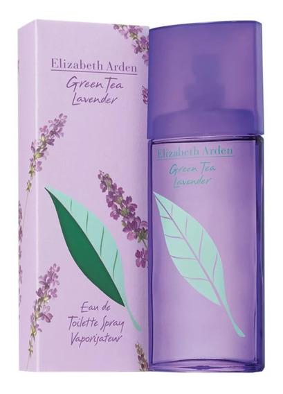 Perfume Elizabeth Arden Green Tea Lavander Edt 100ml