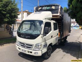 Camión Estacas Foton