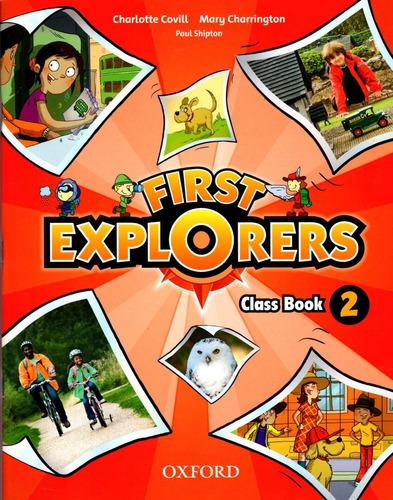 Libro: First Explorers 2 Class Book / Oxford
