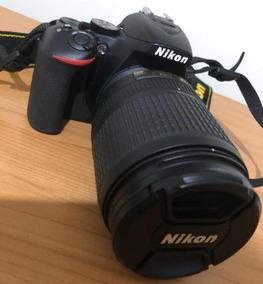 Nikon Dslr D5600 18-140mm