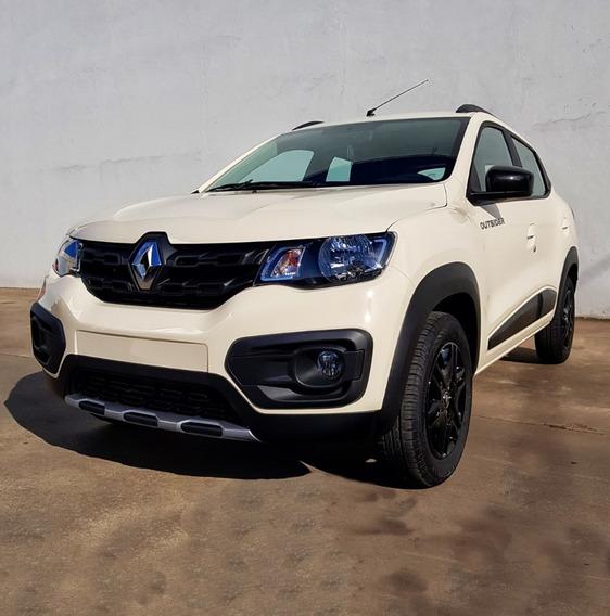 Renault Kwid 1.0 Sce 66cv Outsider Jm