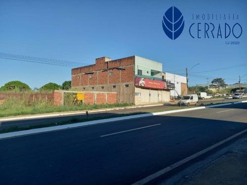 Imagem 1 de 6 de Lote Na Avenida Pedro Ludovico - Residencial Morumbi - Te4232311