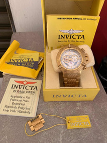 Relógio Invicta Subaqua 5406