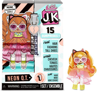 Lol L.o.l Surprise Sorpresa Muñeca J.k Mini Fashion Orig Edu