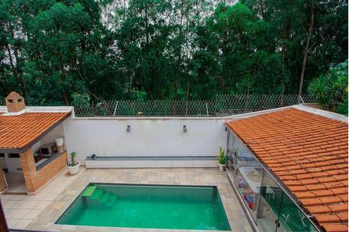 Casa Com 4 Dormitórios À Venda, 440 M² Por R$ 1.696.000,00 - Alphaville - Santana De Parnaíba/sp - Ca0374