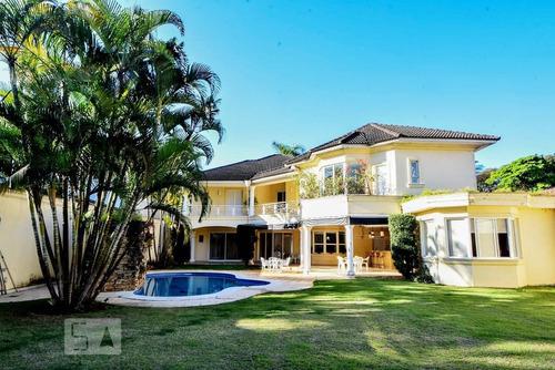Casa À Venda - Campo Belo, 7 Quartos,  721 - S893097281