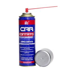 Limpa Contato Spray Eletronico 300ml Car80 Quimica