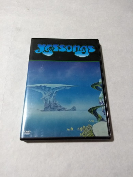 Yes Yessongs Dvd Importado