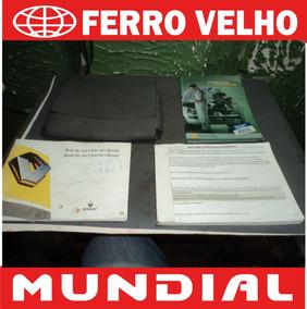 Manual Renault Kangoo 2006 2007 Original Van Furgão Catalogo