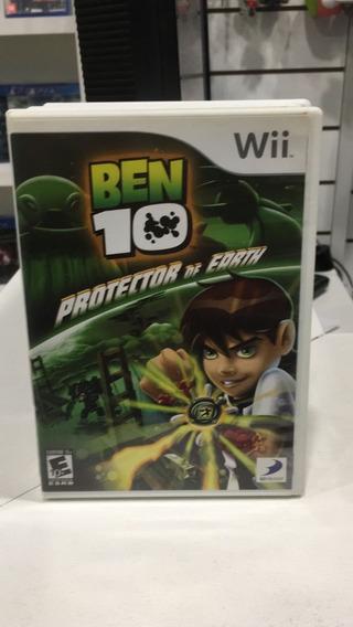 Jogo Ben 10 Nintendo Wii