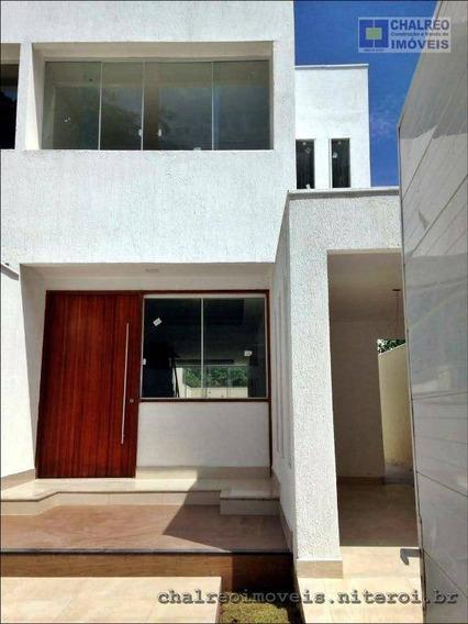 Venda Casa 03 Itaipu Maravista Niterói/rj - Ca0083