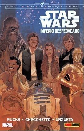 Star Wars - Império Despedaçado - Star Wars