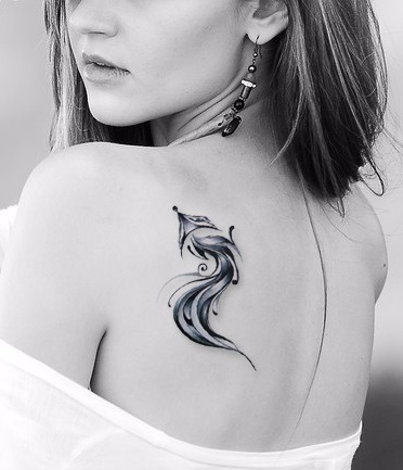 Tatuagem Temporária Rena Tattoo Henna Removível Raposa