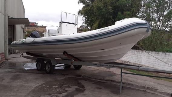 Flexboat Sr 760 Gii Lazer Luxo 2014