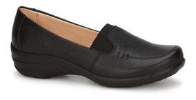 Zapato Dama Comodo Loafer Sr. Scholls Piel Tira Elastica