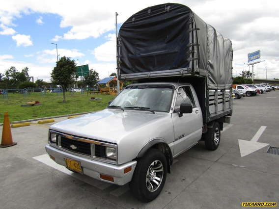 Chevrolet Luv Mt 1600 4x2
