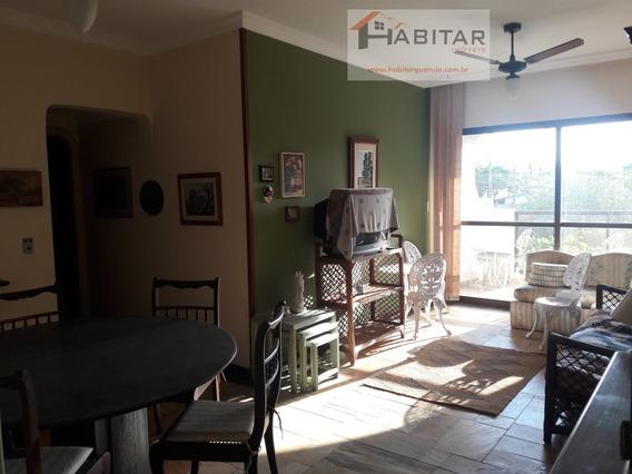 Apartamento A Venda No Bairro Enseada Em Guarujá - Sp. - 855-1