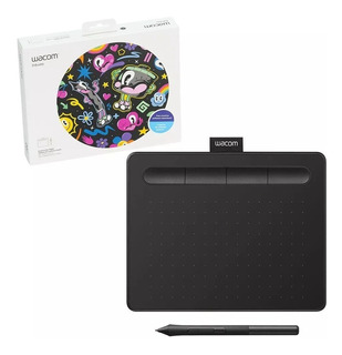 Tabla Digitalizadora Wacom Basic Small Usb Ctl4100 Pen