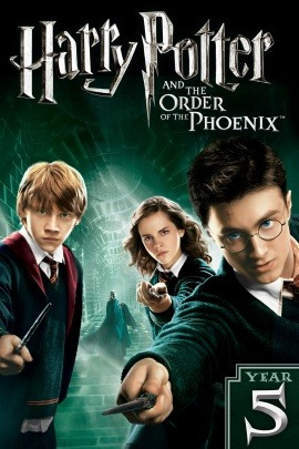 Dvd Harry Potter And The Order Of Phoenix Americano Slim