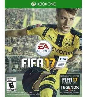 Fifa 17 Xbox One Nuevo