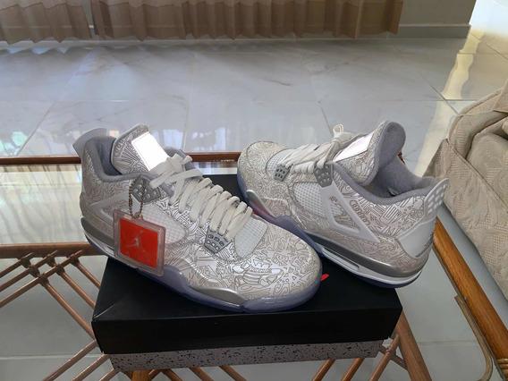 Air Jordan 4 Retro Laser