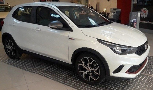 Fiat Argo 0km 1.3 1.8 Retiro Inmediato Con Dni + Ant 10% A-
