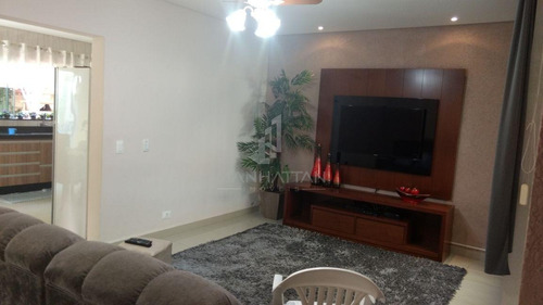 Casa À Venda Em Jardim Boer I - Ca002760